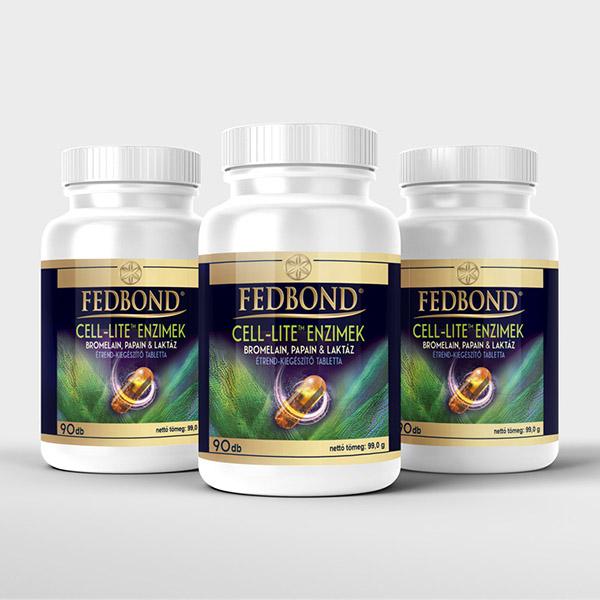 FEDBOND Cell-Lite Enzimek csomagolás