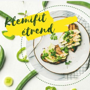 Klemifit - személyre szabott étrend